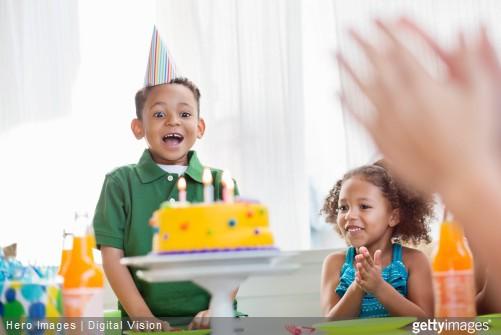 Anniversaire : qu'offrir à un petit garçon ?