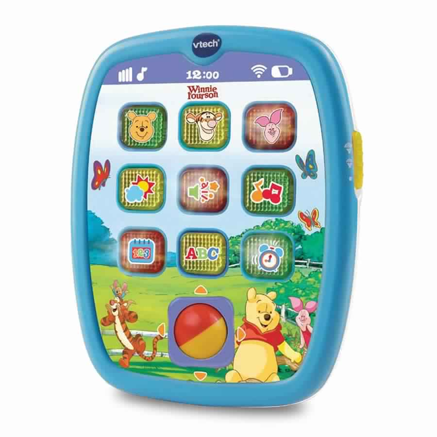 tablette éducative winnie l'ourson 9 à 36 mois VTech