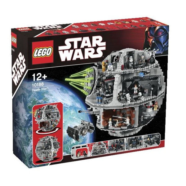 Lego Star Wars trouvé sur la Grande Récré