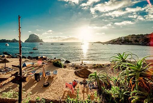 Voyage de noces aux îles Baléares