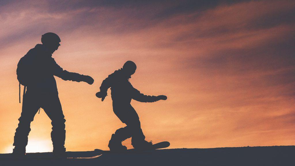 Partir en vacances au ski à deux