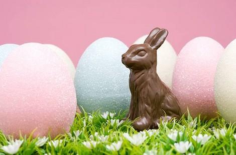 Ce qu'on préfère à Pâques ? Le chocolat bien-sûr !