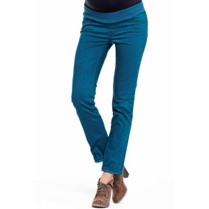 Pantalon grossesse jeggings vert foncé shima à 69,90€